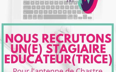 Carrefour J Recrute un stagiaire