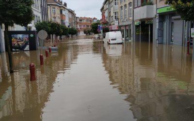 Inondations Wavre